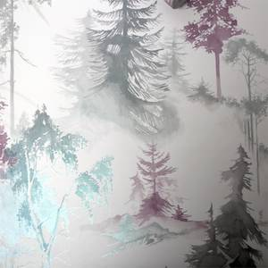 Superfresco Easy Mystical Forest Lilac Paste the Wall  Wallpaper