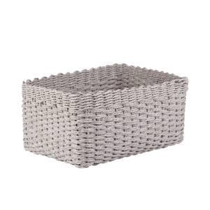 Paper Rope Basket - Grey