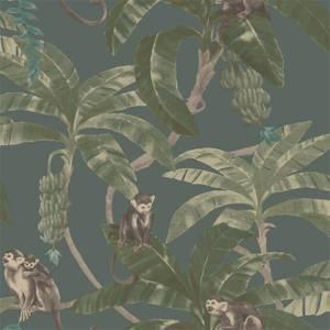 Grandeco Monkey Puzzle Wallpaper