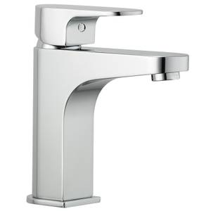Albany Mono Basin Tap with Waste - Chrome