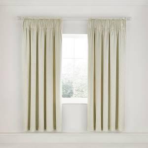 Helena Springfield Cassie Curtains 66 x 72 - Ivory