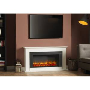 Suncrest Georgia Electric Fire Suite