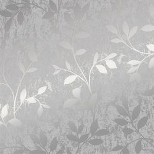 Superfresco Milan Trail Silver Wallpaper
