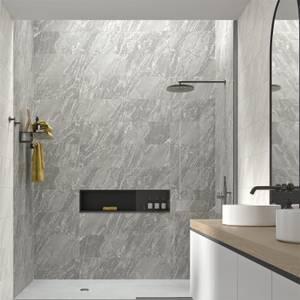Mulqueen Mist Wall Tile - 25x50cm