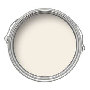 Crown Breatheasy Cream White - Matt Emulsion Paint - 5L