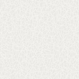 Holden Decor Sakkara Geometric Textured Metallic White Wallpaper