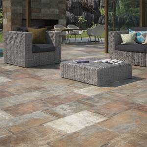 Harad Cotto Wall & Floor Tile - 600 x 300mm