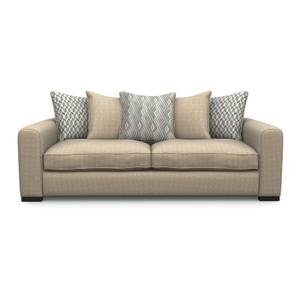 Lewis 3 Seater Sofa - Natural