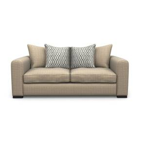 Lewis 2 Seater Sofa - Natural