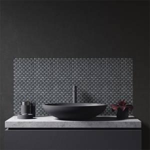 HoM Black Jewel Mosaic Tile - 300 x 300mm
