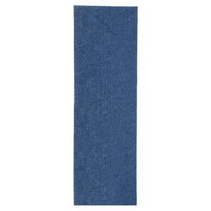 Ribbed Runner - Blue