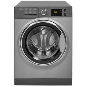 Hotpoint ActiveCare NM11 946 GC A Washing Machine - Graphite