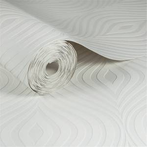 Superfresco Paintable Curvy Wallpaper