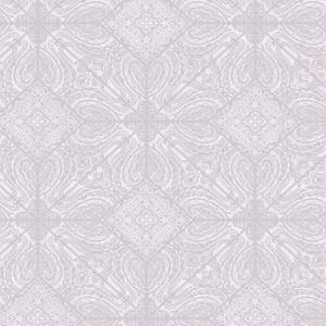 Holden Decor Conistone Geometric Smooth Heather Wallpaper