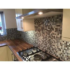 HoM Tuscon Mosaic Tile - 300 x 300mm
