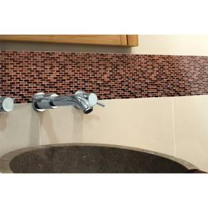 HoM Copper Elysee Mosaic Tile - 290 x 300mm