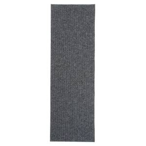 Ribbed Extra Long Runner - Charcoal
