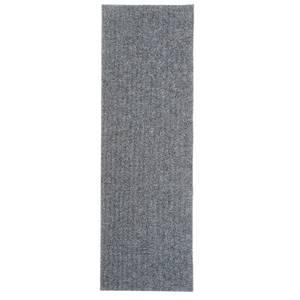Ribbed Extra Long Runner - Grey