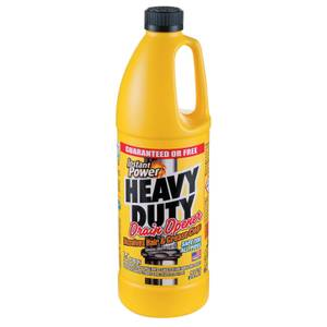Instant Power Heavy Duty Drain Cleaner 1 Litre