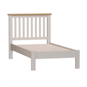 Padstow Single Bed Frame - Truffle