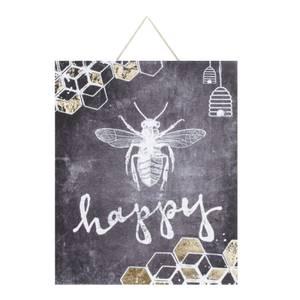 Bee Happy Canvas