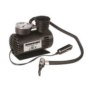 Silverline Mini Air Compressor 12v DC