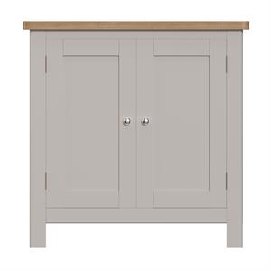 Padstow 2 Door Sideboard - Truffle