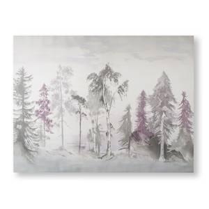 Mystical Forrest Walk Canvas