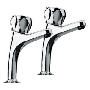 Homebase Pillar Tap Chrome