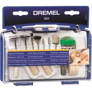 Dremel Cleaning/polishing Accessory Set