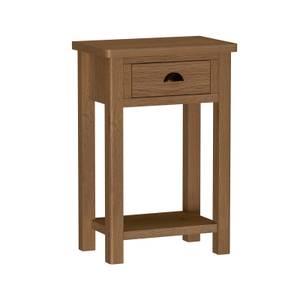 Newlyn Telephone Table - Oak