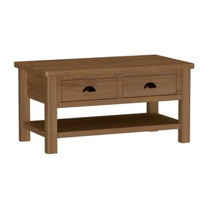 Newlyn Large Coffee Table - Oak