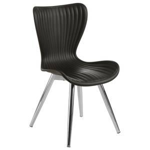Stockholm Dining Chair - Black