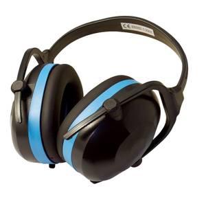 Silverline Folding Ear Defenders SNR 30dB SNR 30dB