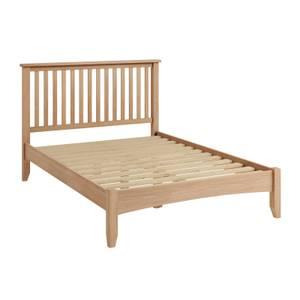 Kea Double Bed Frame - Oak