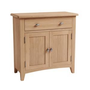 Kea 2 Door 1 Drawer Sideboard - Oak