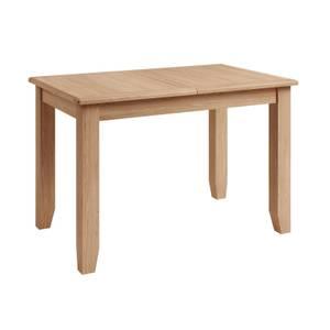 Kea 1.2m Extending Dining Table - Oak