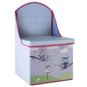 Kids Storage Box Seat Owl Design