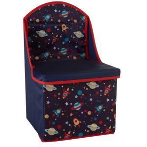 Kids Storage Box Seat Space Design