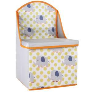 Kids Storage Box Seat Elephant Design