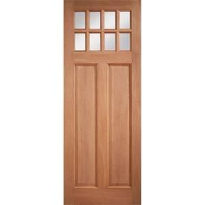 Chigwell - Hardwood Glazed Exterior Door - 1981 x 838 x 44
