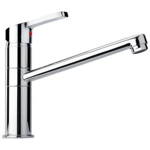 Miura Single Top Lever Tap - Chrome