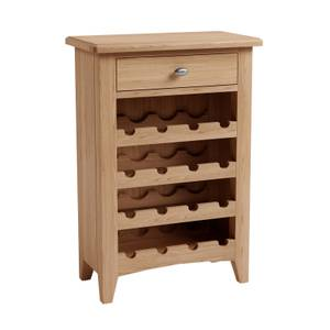 Kea Wine Cabinet - Oak