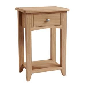 Kea Telephone Table - Oak
