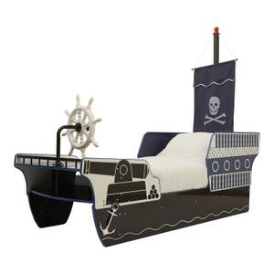 Kids Pirate Ship Bed