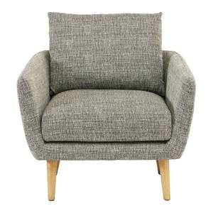 Alto Natural Fabric Armchair