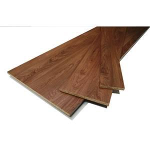 Walnut Effect Furniture Board - 15 x 150 x 2440mm