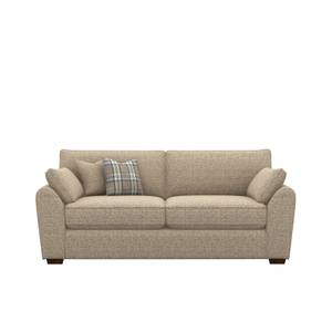 Idaho 3 Seater Sofa - Mocha