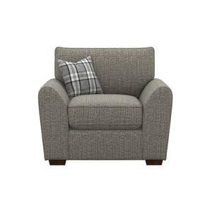 Idaho Armchair - Grey