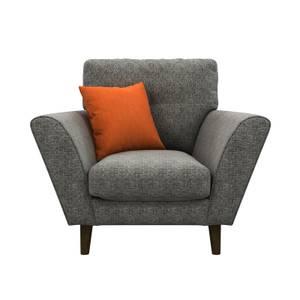 Nirvana Armchair - Charcoal